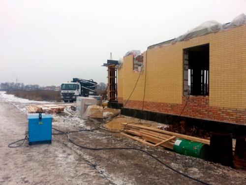 Аренда трансформатора ТСДЗ-80