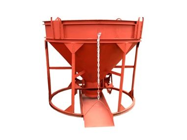 Бадья «Колокольчик» для бетона