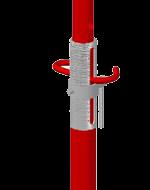 усиленная телескопическая стойка